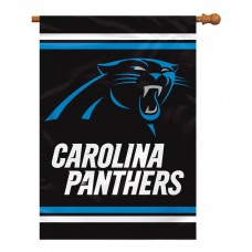 Carolina Panthers Outside House Banner