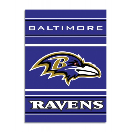 Baltimore Ravens Outside House Banner