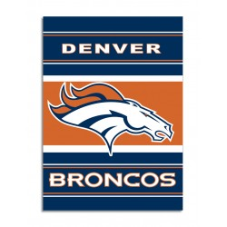 Denver Broncos Outside House Banner