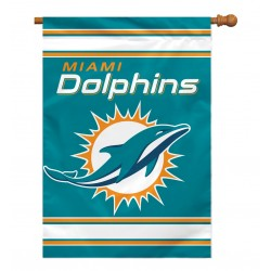 Miami Dolphins Outside House Banner