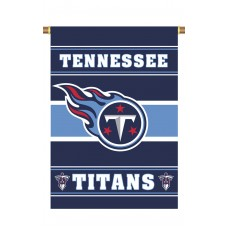 Tennessee Titans Outside House Banner