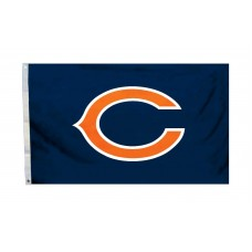 Chicago Bears Logo 3'x 5' Flag