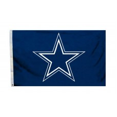 Dallas Cowboys Logo 3'x 5' Flag