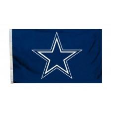 Dallas Cowboys Logo 3'x 5' Flag