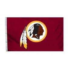 Washington Redskins Logo 3'x 5' NFL Flag