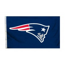 New England Patriots Logo 3'x 5' NFL Flag