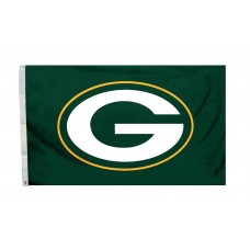 Green Bay Packers Logo 3'x 5' Flag