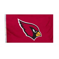 Arizona Cardinals Logo 3'x 5' NFL Flag