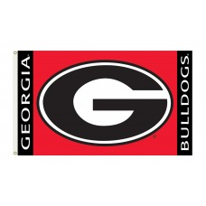 Georgia Bulldogs 3'x 5' College Flag