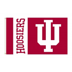 Indiana Hoosiers 3'x 5' College Flag