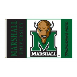 Marshall Thundering Herd 3'x 5' College Flag