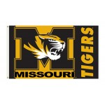 Missouri Tigers 3'x 5' College Flag
