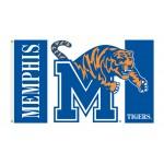 Memphis Tigers 3'x 5' College Flag