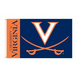 Virginia Cavaliers 3'x 5' Premium Flag