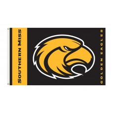 Southern Miss Golden Eagles 3'x 5' Flag
