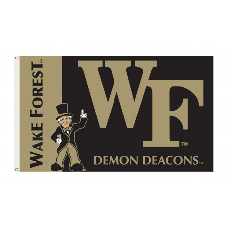 Wake Forest Demons 3'x 5' Premium Flag