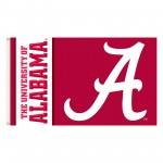 Alabama Crimson Tide 3'x 5' College Flag
