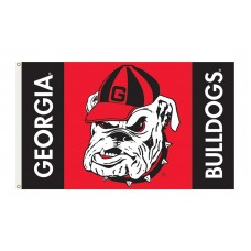 Georgia Bulldogs 3'x 5' Flag