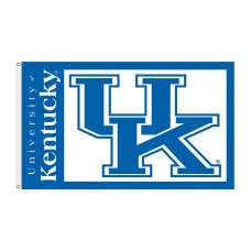 Kentucky Wildcats 3'x 5' College Flag