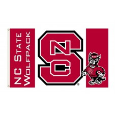 North Carolina State Wolf Pack 3'x 5' College Flag