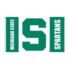 Michigan State Spartans 3'x 5' College Flag