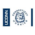 Connecticut Huskies 3'x 5' College Flag