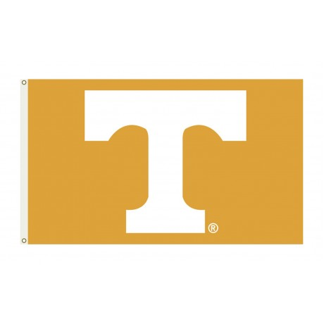 Tennessee Volunteers T 3'x 5' College Flag