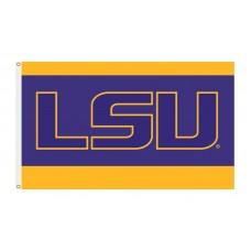 LSU Tigers 3'x 5' College Flag