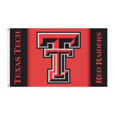 Texas Tech Red Raiders 3'x 5' College Flag