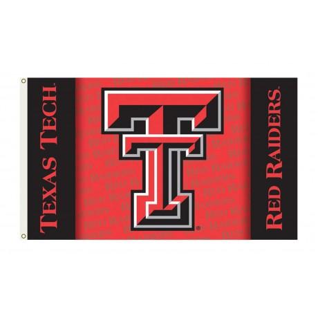 Texas Tech Red Raiders 3'x 5' College Flag
