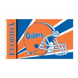 Florida Gators Helmet 3'x 5' Flag