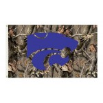 Kansas State Wildcats Realtree Camo 3'x 5' Flag
