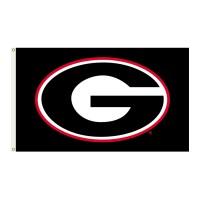 Georgia Bulldogs G 3'x 5' Flag