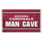 Arizona Cardinals MAN CAVE 3'x 5' NFL Flag