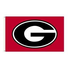 Georgia Bulldogs G 3'x 5' Flag