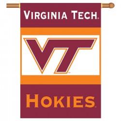Virginia Tech NCAA Double Sided Banner