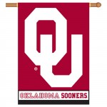 Oklahoma Sooners Double Sided Banner
