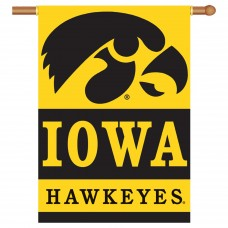 Iowa Hawkeyes NCAA Double Sided Banner