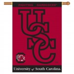 South Carolina Gamecocks Double Sided Banner