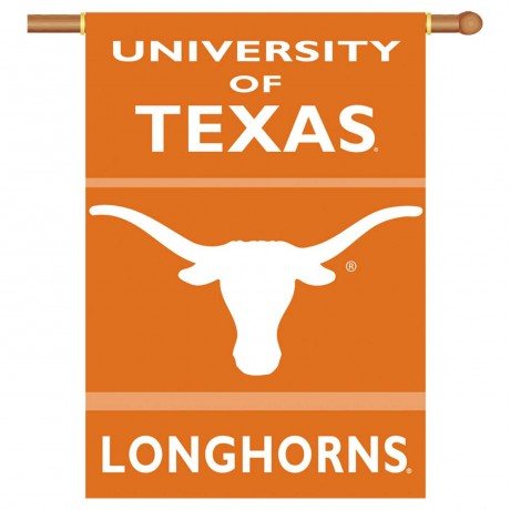Texas Longhorns Double Sided Banner