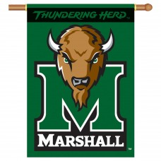 Marshall Thundering Herd Double Sided Banner