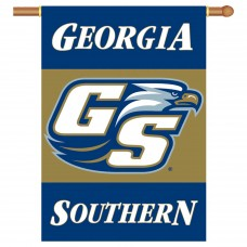 Georgia Southern Eagles NCAA Double Sided Banner