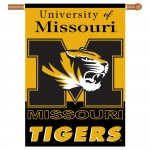 Missouri Tigers NCAA Double Sided Banner