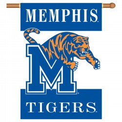 Memphis Tigers NCAA Double Sided Banner