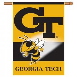 Georgia Tech NCAA Double Sided Banner