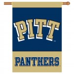 Pittsburgh Panthers NCAA Double Sided Banner