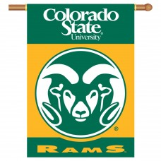 Colorado State Rams NCAA Double Sided Banner