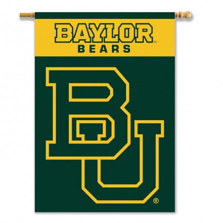 Baylor Bears Outside House Banner