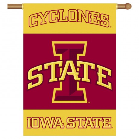 Iowa State Cyclones NCAA Double Sided Banner