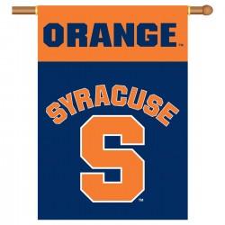 Syracuse Orangemen Double Sided Banner